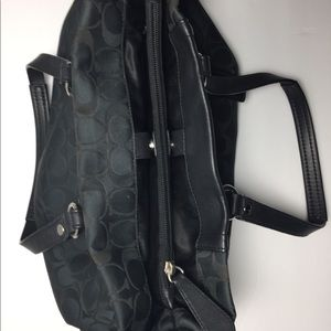 Coach Bags - Coach black bag  F29244